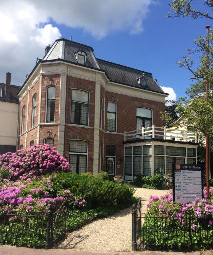 Villa Mollerus (zomer)